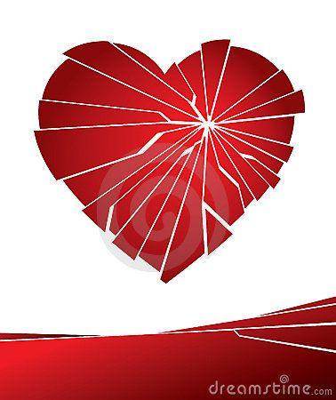 Broken Heart With Images Broken Heart Tattoo Heart Tattoo