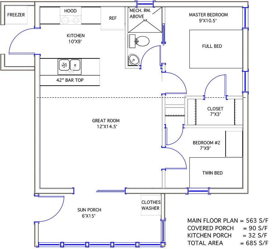 Positive Nrg 563 1 Zero Energy Home Plans How To Plan House Plans Floor Plans