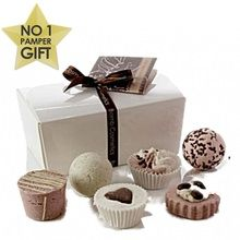 Bomb Cosmetics Bath Melts Chocolate Gift Set