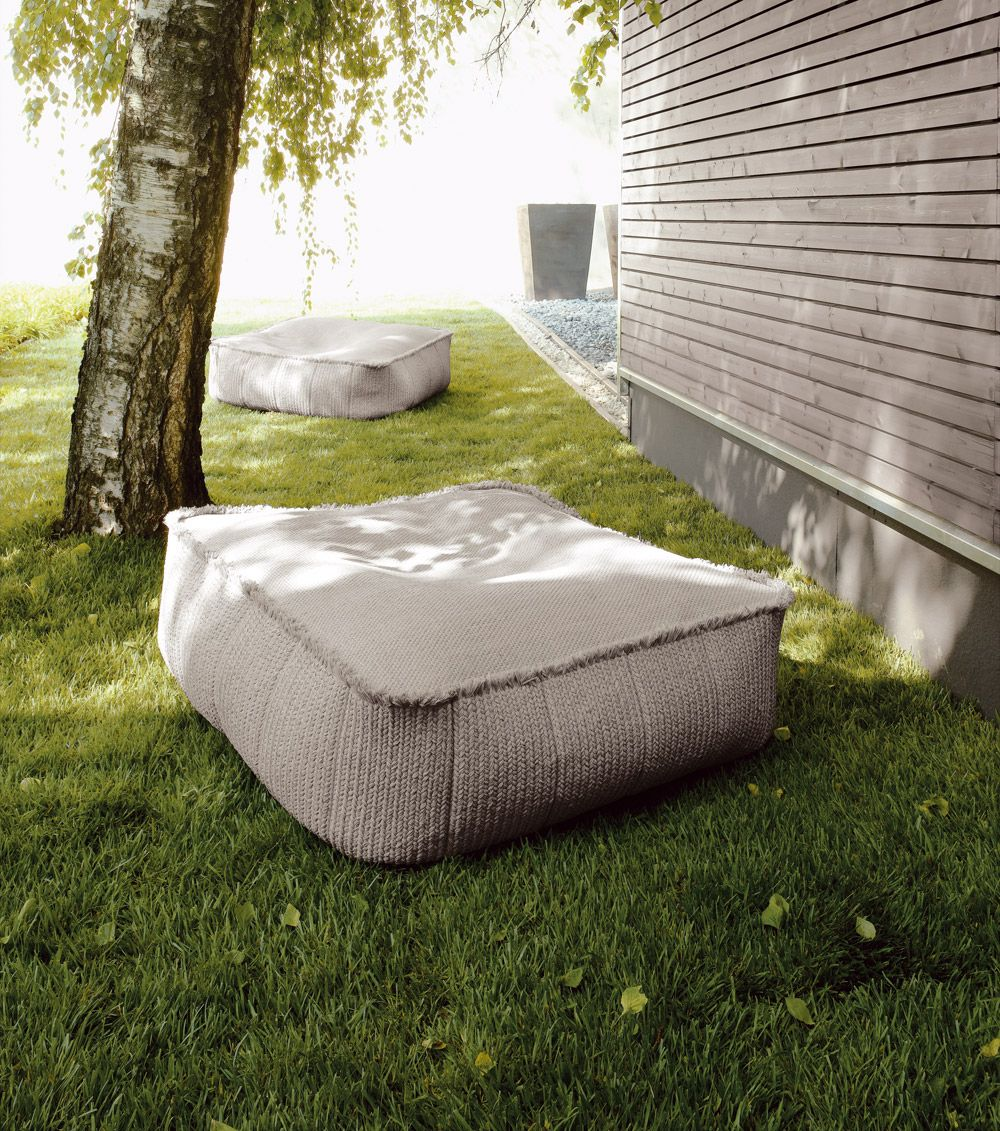 Play Pouf by Paola Lenti - Via Designresource.co | Other seating ...