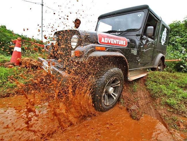 All New Mahindra Thar Under Works Mahindra Thar New Mahindra Thar Monster Trucks