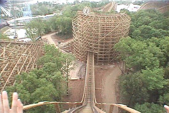 Six Flags St Louis The Boss Theme Parks Rides Six Flags Amusement Park Rides