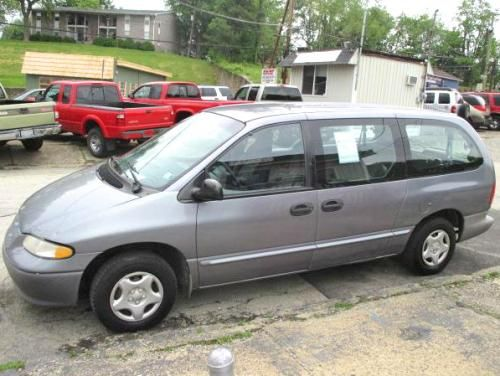 1998 Dodge Grand Caravan Dirt Cheap Minivan For Sale Under 1000