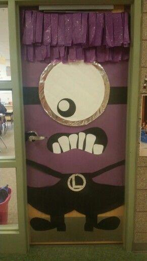 Decoracion puertas clase (15 Bulletin board, Classroom door and School
