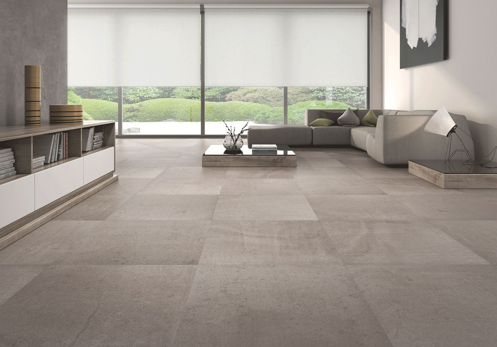 Interior design with tiles Aventuro tiles