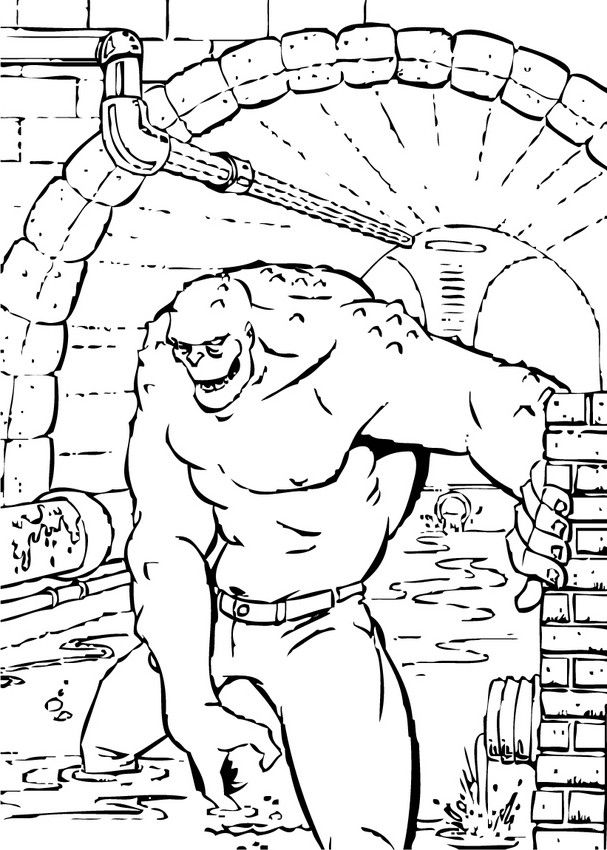 Pin On Coloring 4 Kids Dc Super Hero S Pets