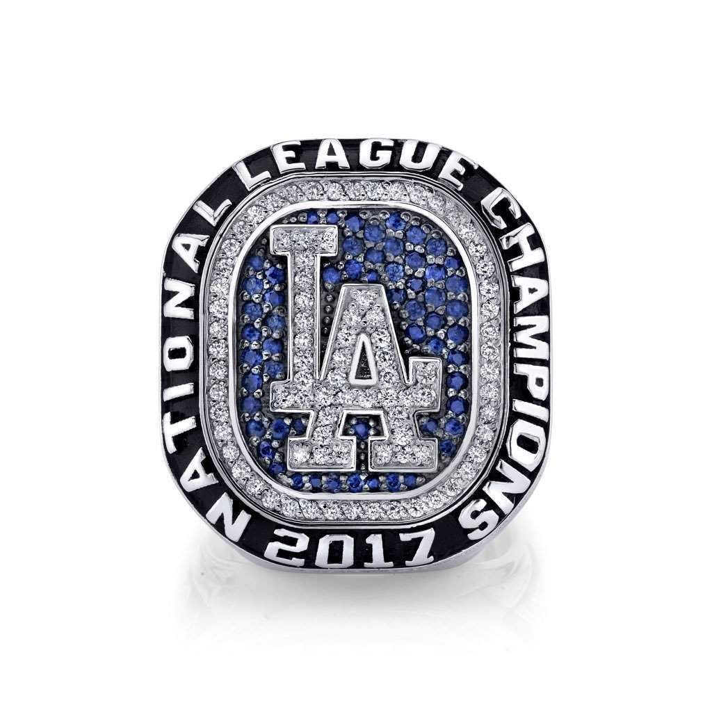 e6f85dc7c Los Angeles Dodgers 2017 NLCS Ring *Personalized Name*-Ace Deal Store World  Series