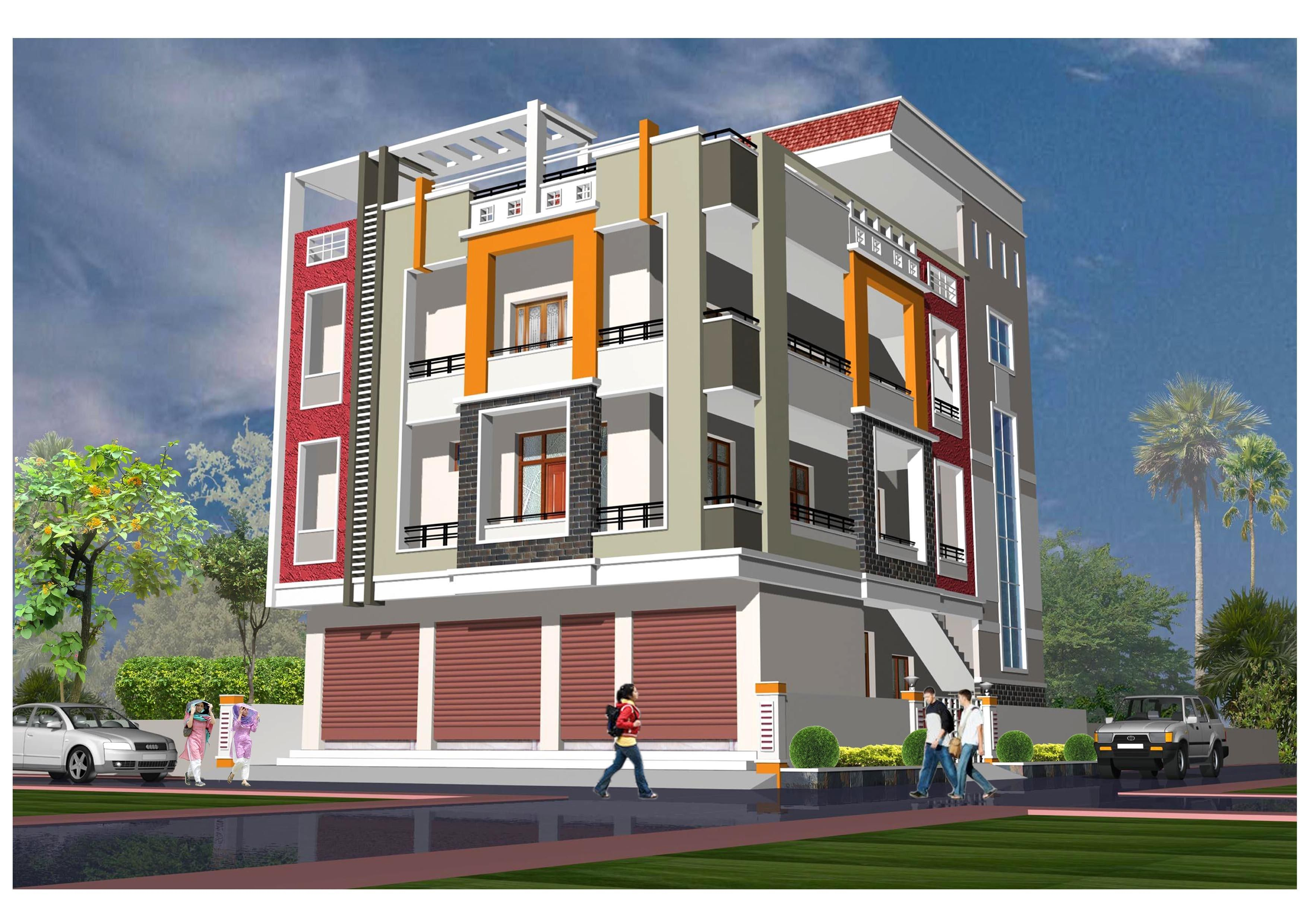 external elevation | Ideas for the House | Pinterest | House