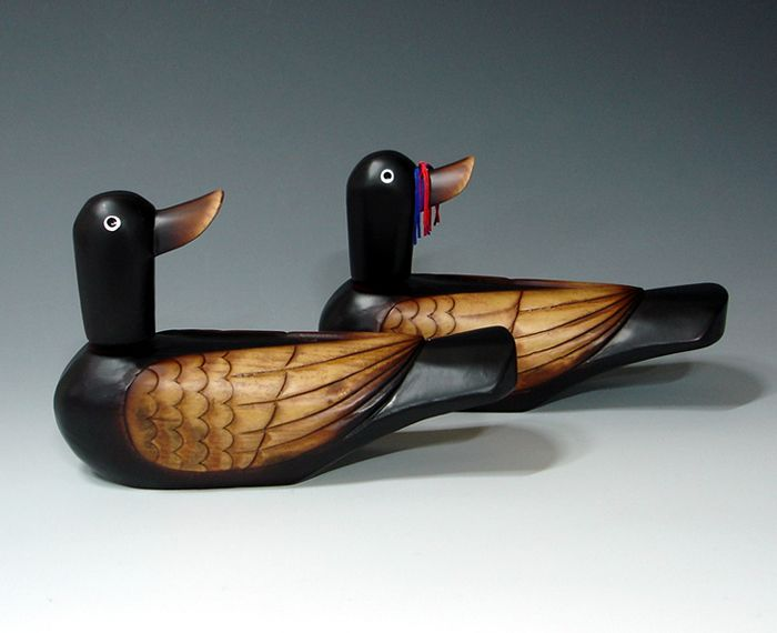 Korean Wooden Wedding Geese A Couple Of Is Used In Traditional Since They Symbolize Happily Married Who Remains
