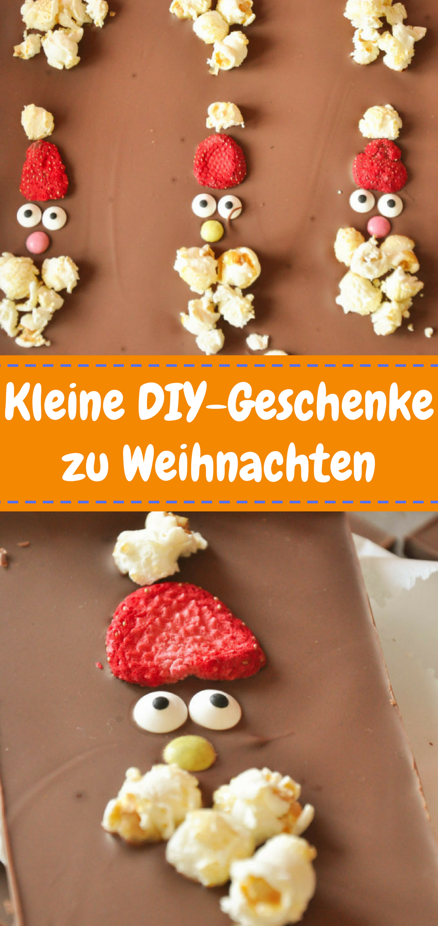 Bruchschokolade - Weihnachtsmann | Geschenke aus der Küche ...