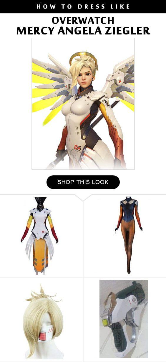 Overwatch mercy angela ziegler cosplay costume infographic overwatch mercy angela ziegler cosplay costume infographic cosplay diycosplay solutioingenieria Choice Image