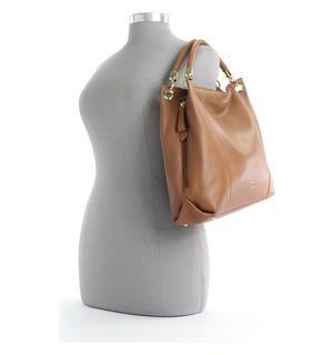 68190a924bf Cognac Crinkles Handtas | Clothing & jewels my style - Schoenen ...
