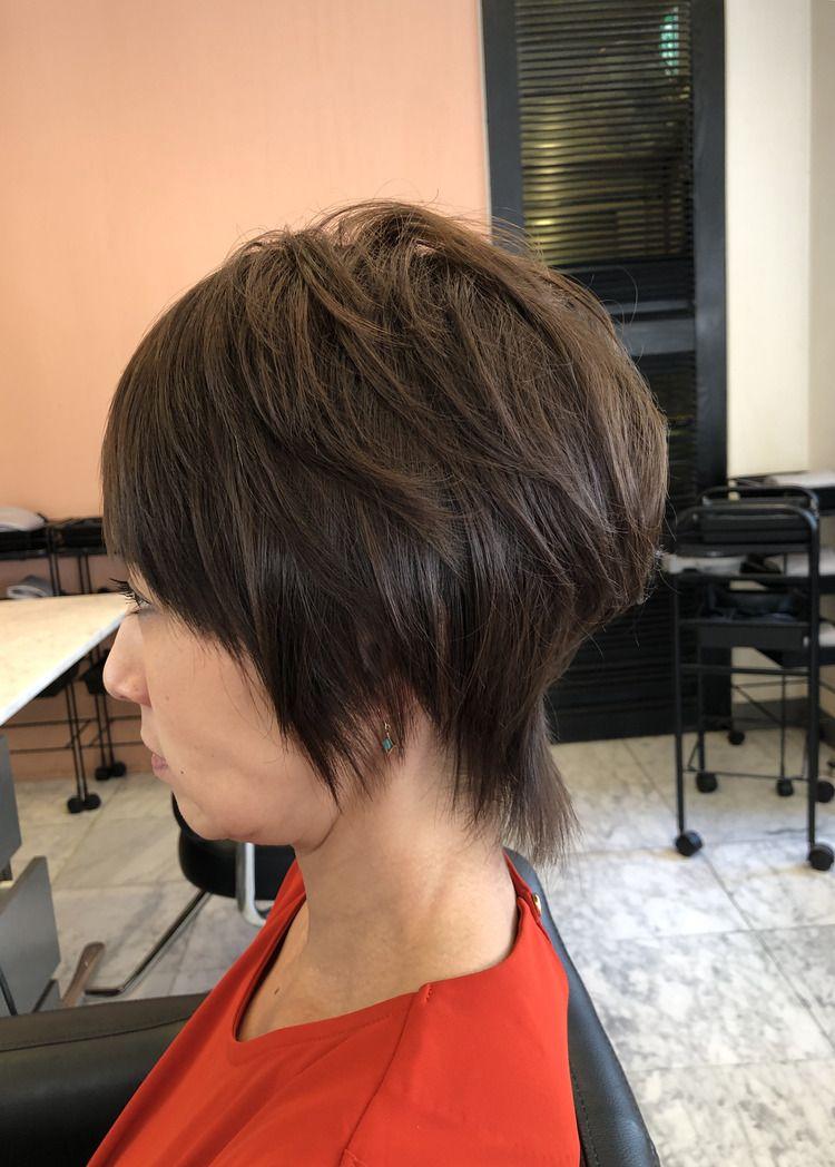 40代50代60代ヘアスタイル髪型 ショート 60代 ヘアスタイル ヘア