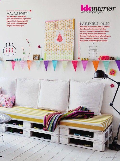 Pellet The Scandinavian Way   Perfect U0027recyclingu0027 Sofa For Teenage Room