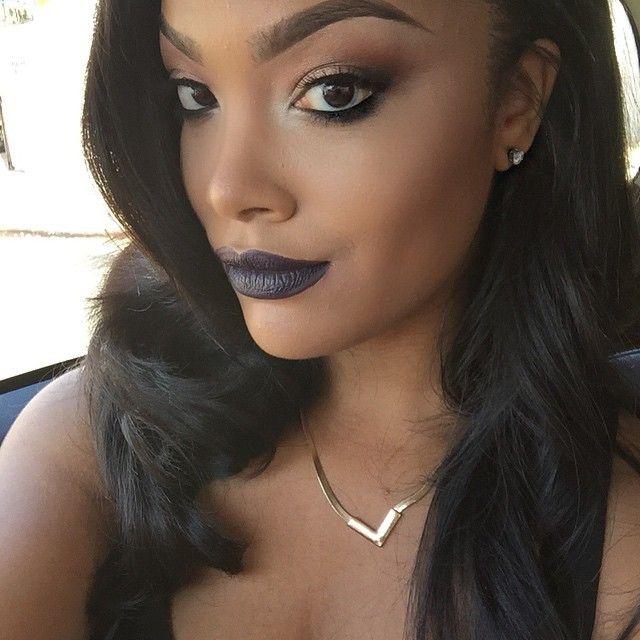 Pin By Leah Glasby On Hairnailsbeauty Pinterest Black Hair