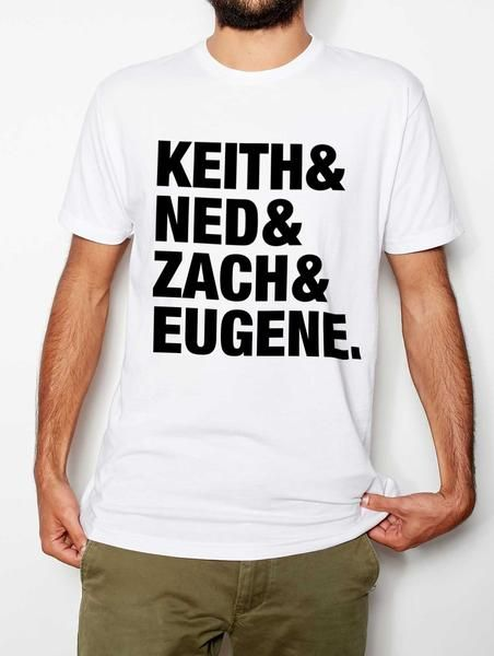 The Try Guys Keith Ned Zach Eugene T Shirt Shop Buzzfeed T
