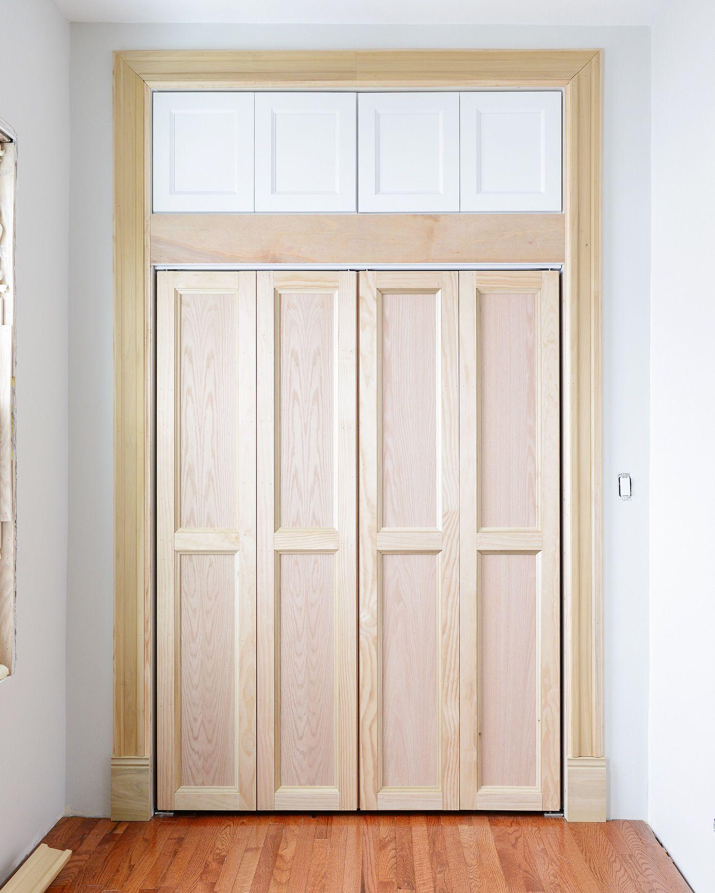 Adding Extra Deep Cabinets Above Our Closet Build A Closet