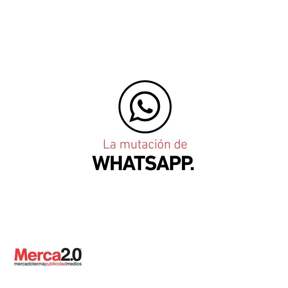 La plataforma de mensajería está a punto de volverse una especie de red social.