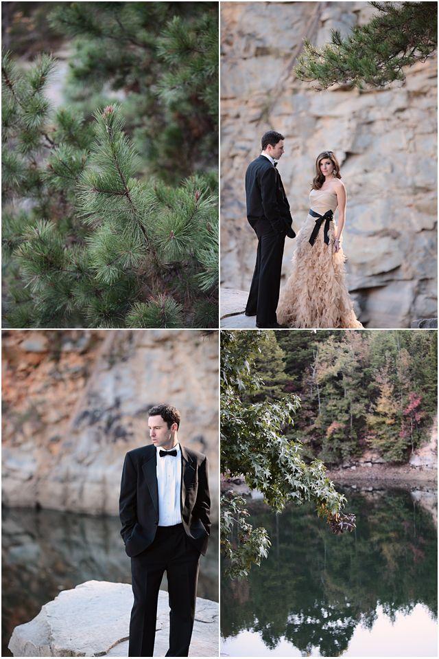 formal, outdoor  session copyright @Kristin Vining Photography Charlotte, NC Wedding Photographer