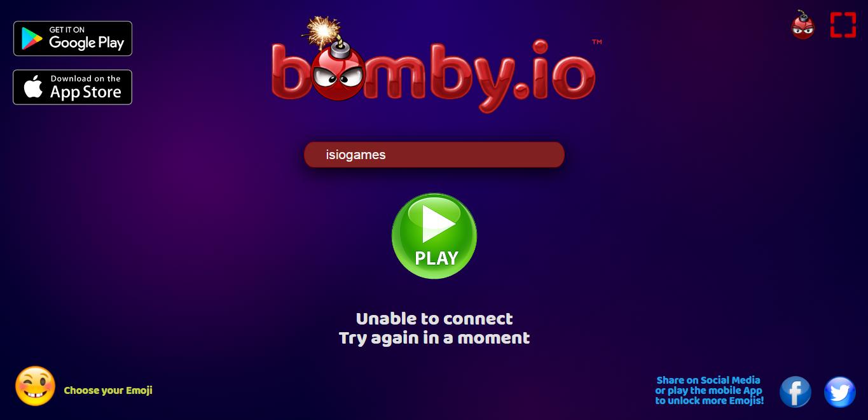 Bomby.io Mobile app