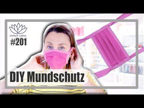 Photo of Mundschutz mit Muster nähen * frei * – WIR GEHEN WILD