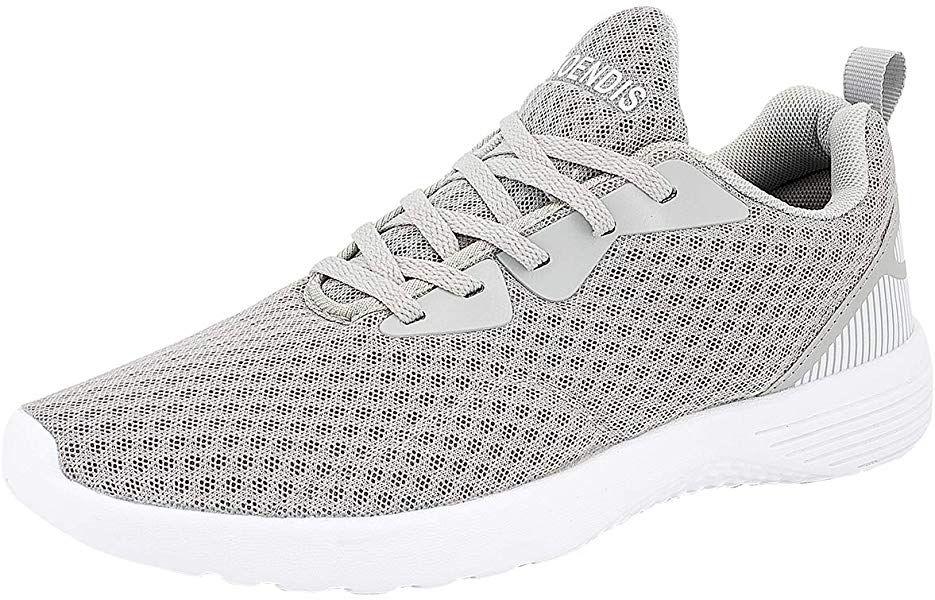 a82f31d3030a Raoendis Running Walking Lightweight Casual Shoes Fashion Mesh ...
