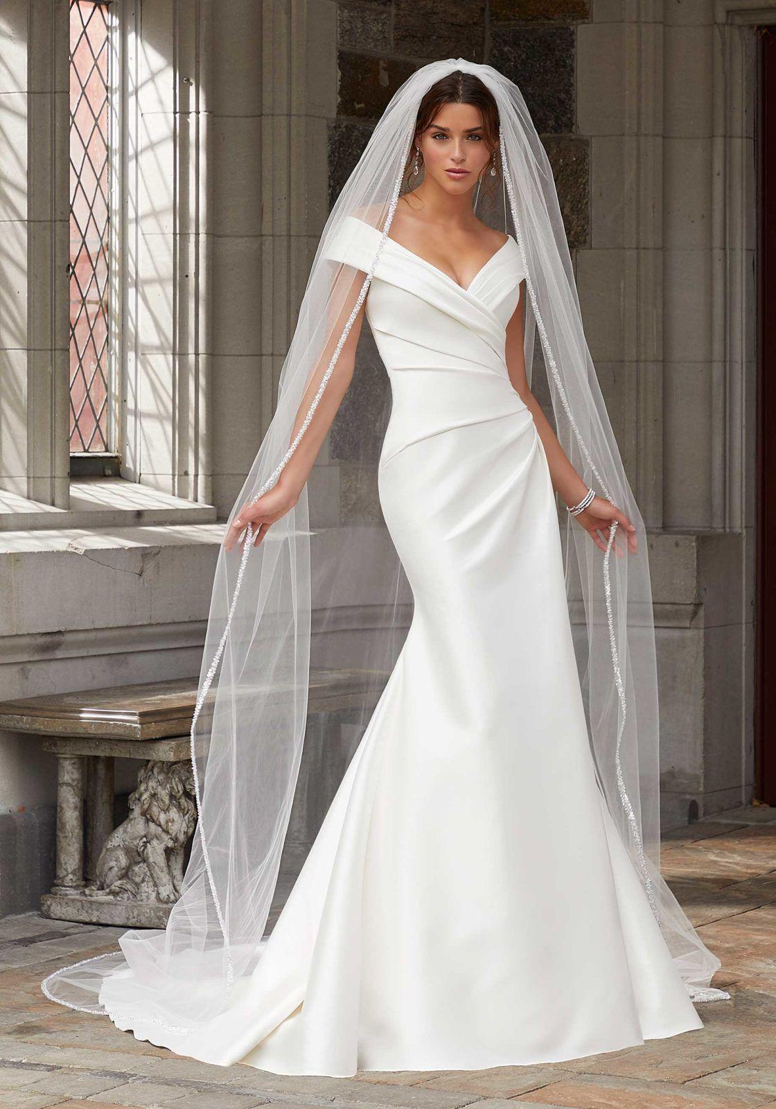 Stacey Wedding Dress  Morilee  Schulterfreies hochzeitskleid