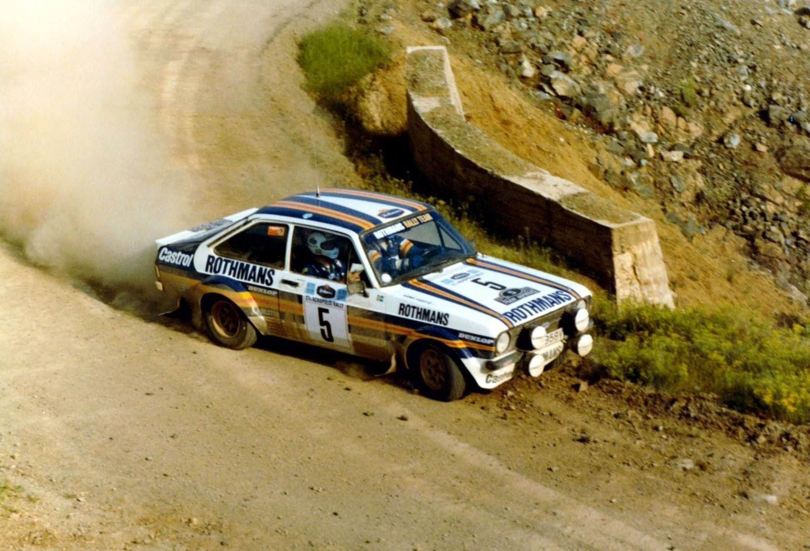 1973 safari rally preston jr vic smith bev ford escort rs 1600 mki rally pinterest ford rally car and cars