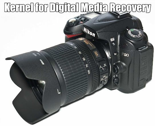 Kernel For Digital Media Software Recovers Inaccessible Pictures