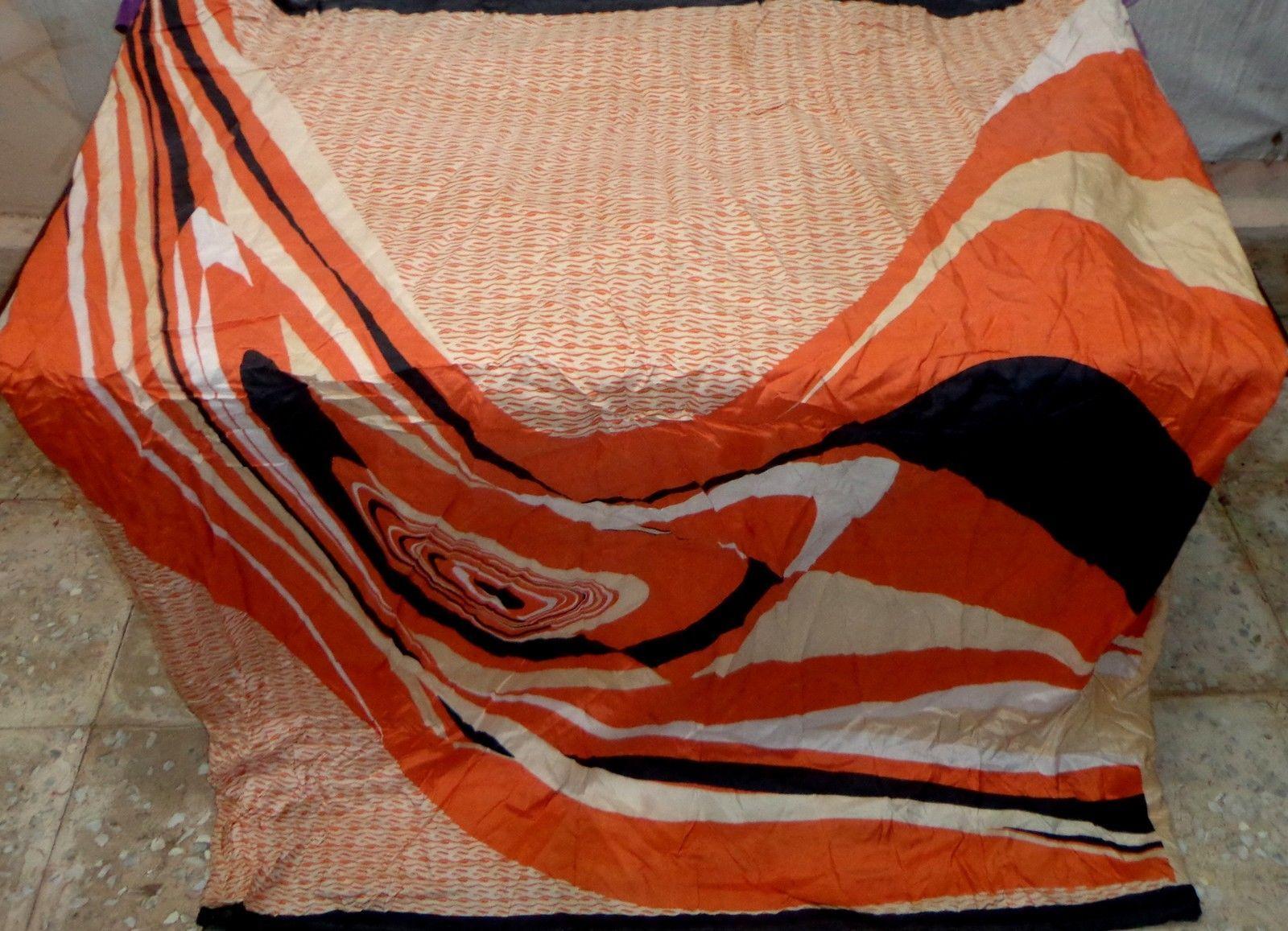 http://www.ebay.com/itm/Pure-silk-Antique-Vintage-Sari-Saree-Fabric ...