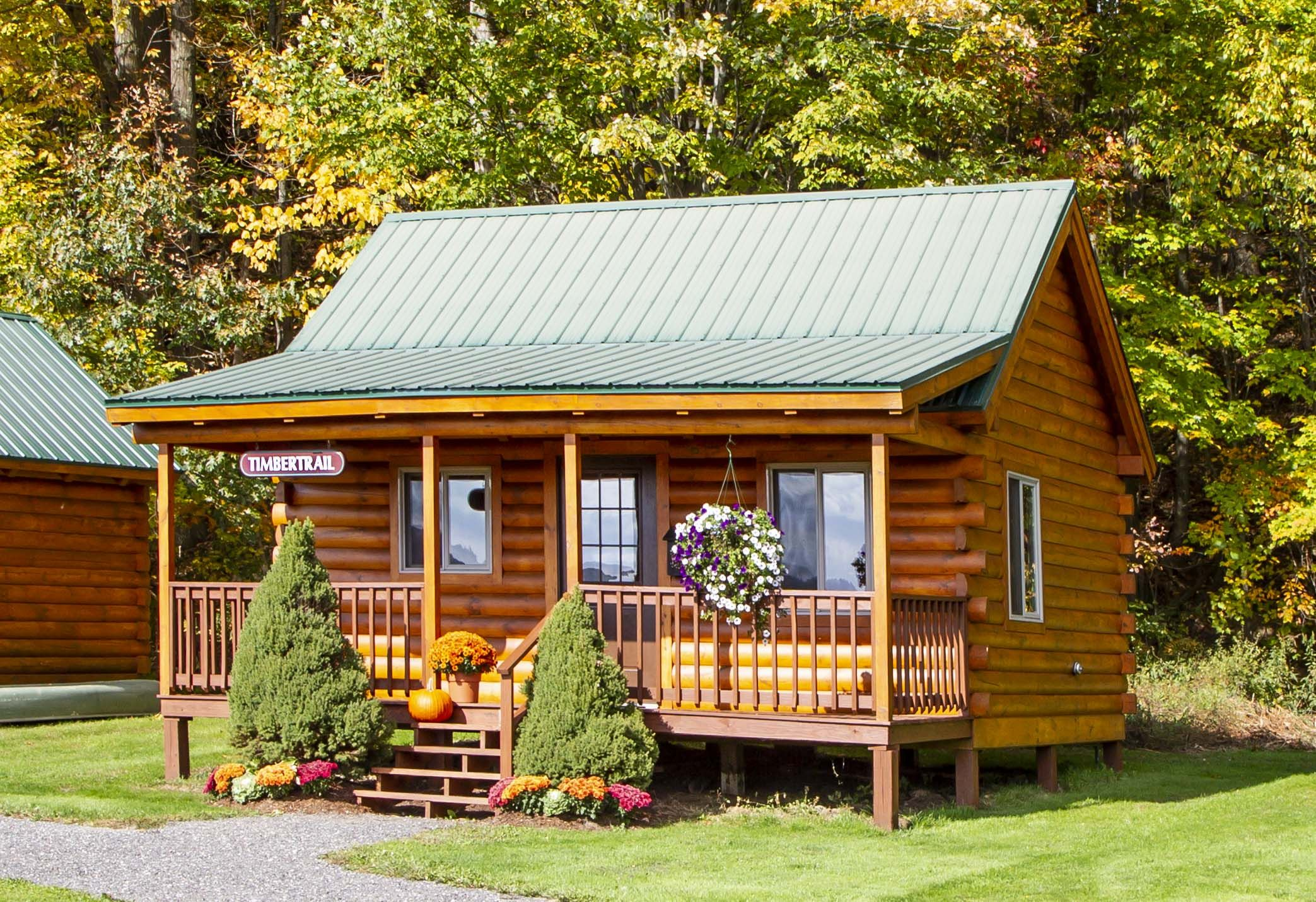 Coventry Log Homes Our Home Designs Cabin Series The Timbertrail