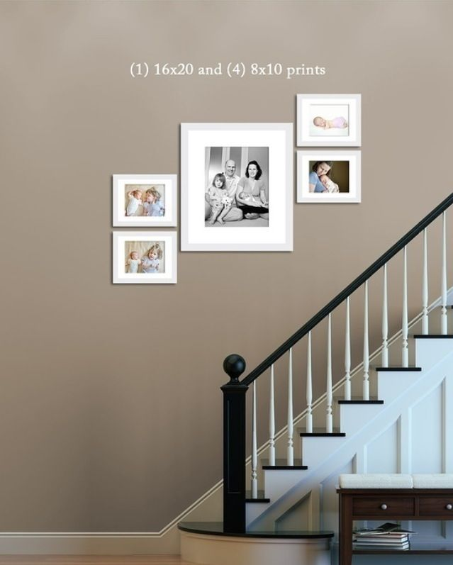Large Wall Art Stairway