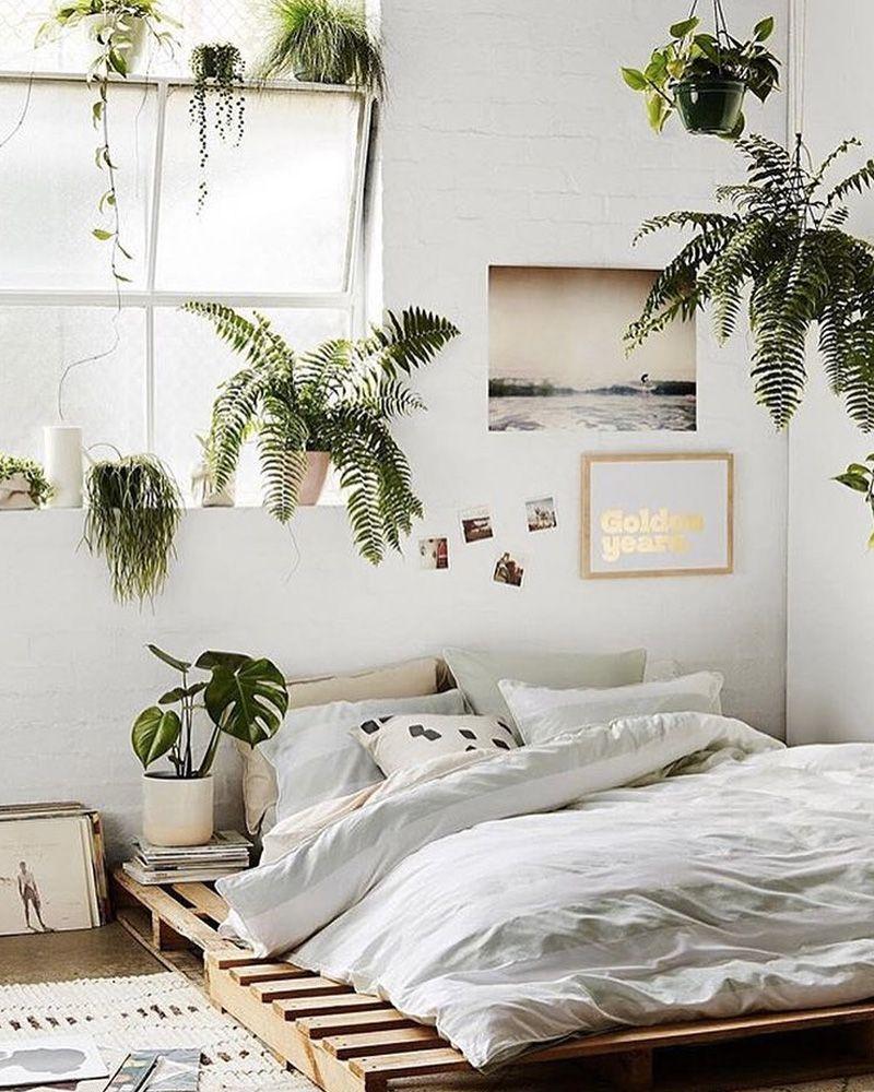 Une déco nature dans la chambre  My Blog Deco  Idée décoration