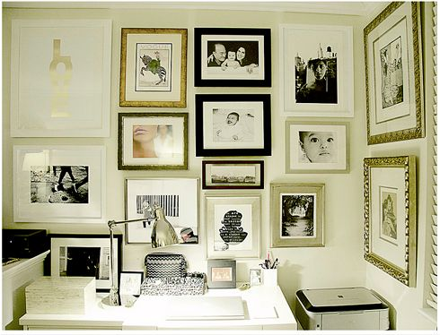 How To Create A Gallery Wall Gallery Wall Gallery Wall
