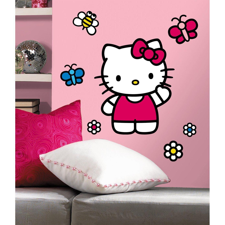 Hello Kitty Wall Decals Hello Kitty Pinterest Hello Kitty