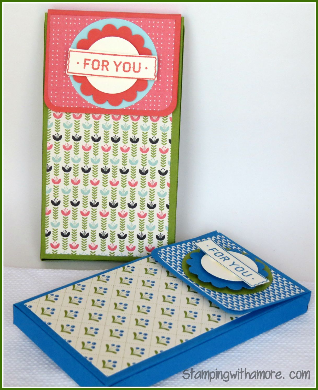 Stamping With Amore: It's FOR YOU Treat Box