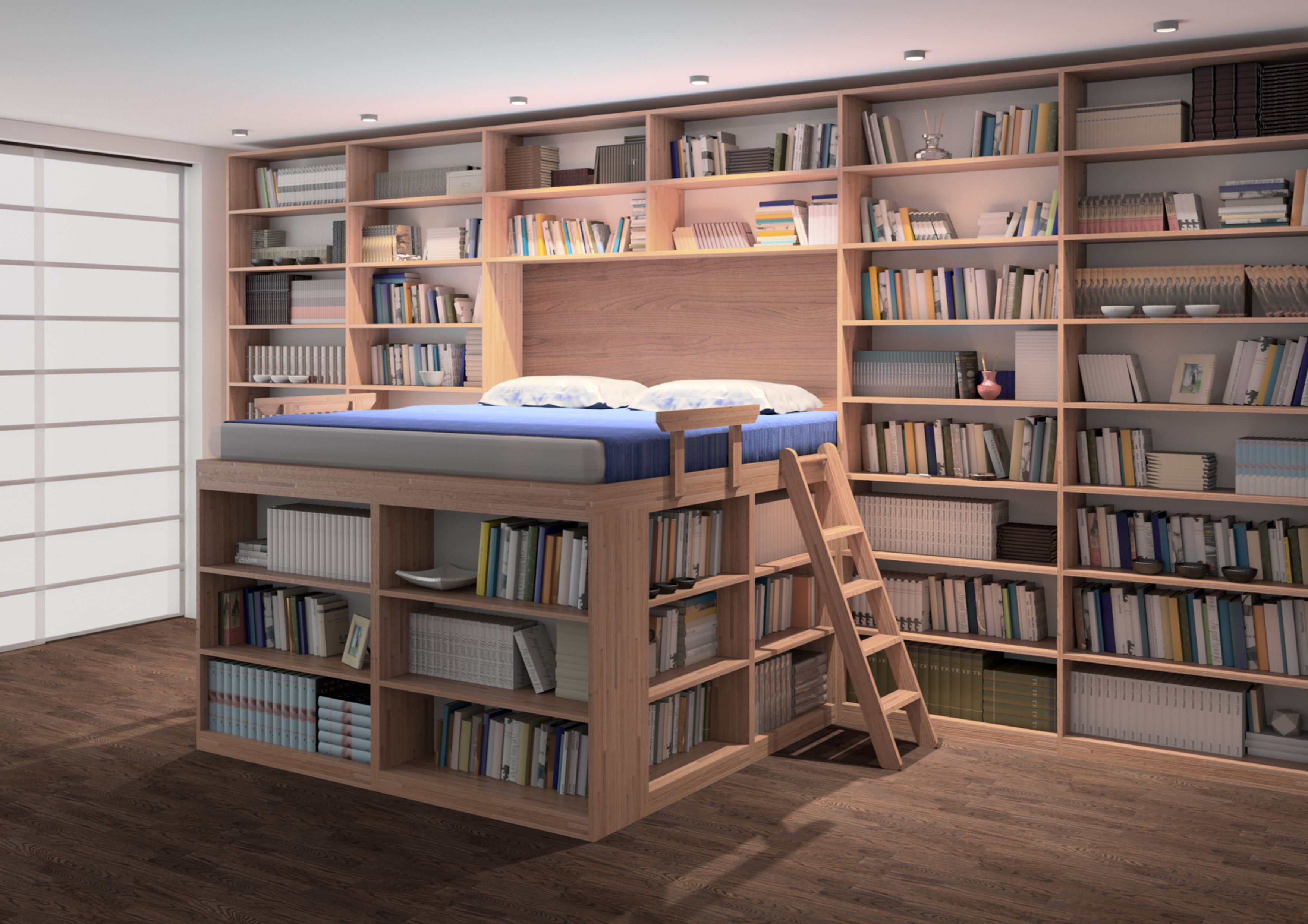 Space Saving Beds Designed to Increase Your Storage