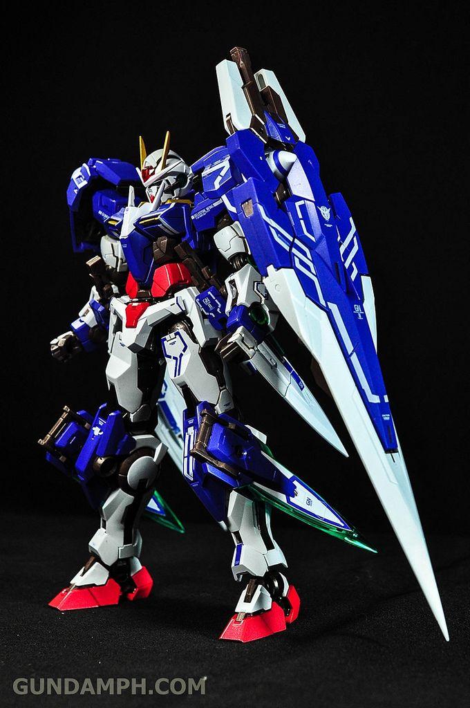 Metal Build 00 Gundam 7 Sword and MB 0 Raiser Review Unboxing (48) | Gundam. Sword