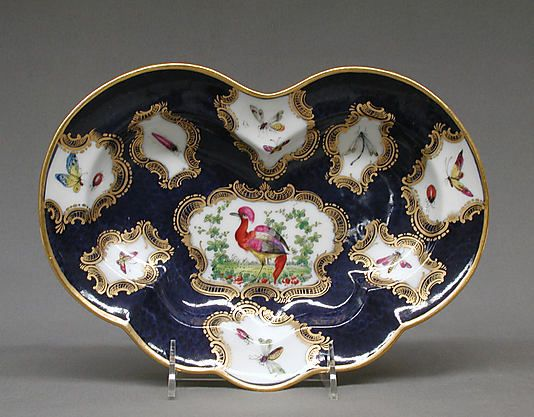 Heart Shaped Dish Date 19th Century Culture French Medium Soft Paste Porcelain Dimensions Overall 3 16 X 10 1 2 In 0 5 X 2 Metropolitan Museum Of Art Art