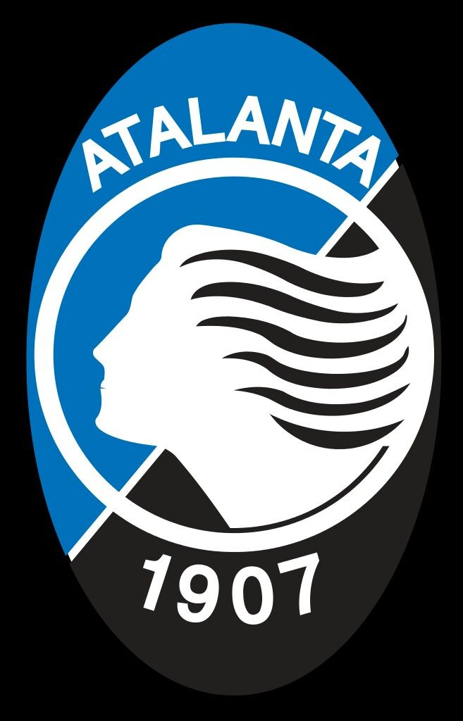 Atalanta Bergamo FC Italy Soccer Football Art Decal Bumper Vinyl Sticker