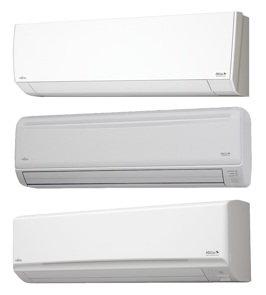 Halcyon Single Room Systems Air Conditioner And Heat