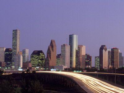 Houston, TX - I was born in Houston