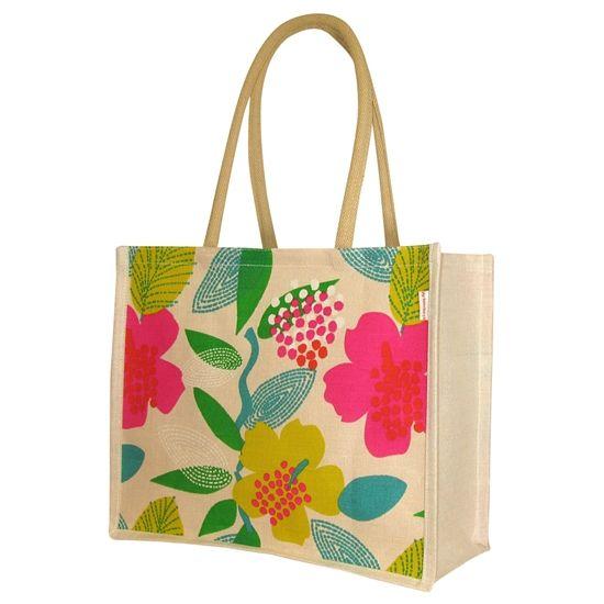 Natural Summer Bag From Sainsbury S Jute Ping Bags Uk Sainsburys Diy Handbag