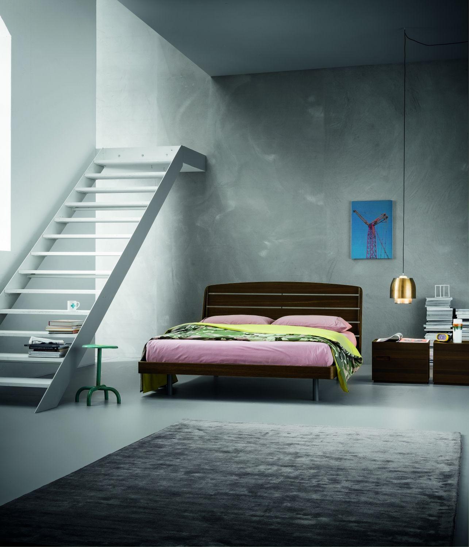 Bolero Dall\'Agnese Das Bett Bolero zeichnet sich durch ein ...