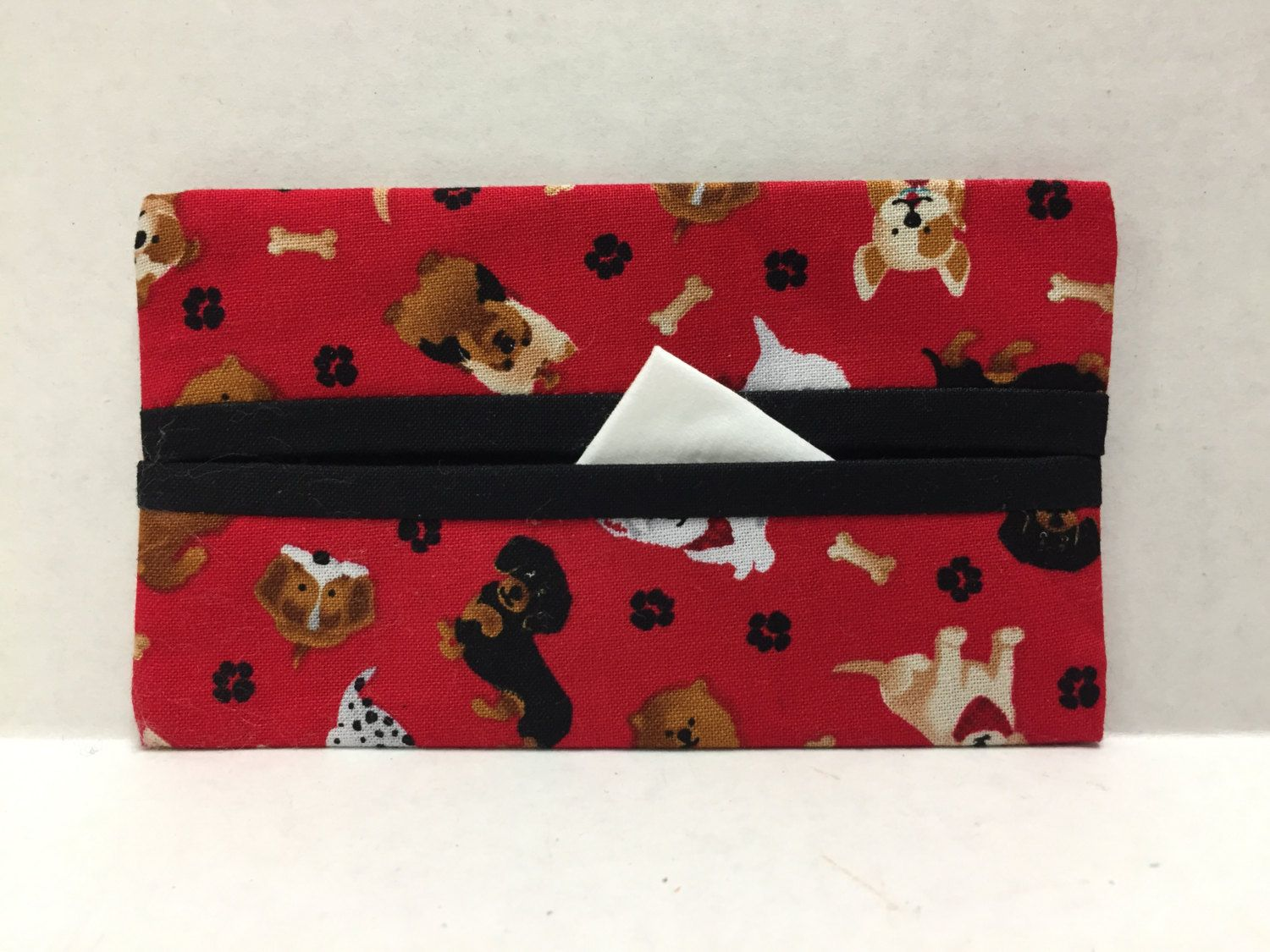Puppy Love Tissue CozyGift Card HolderParty FavorWedding