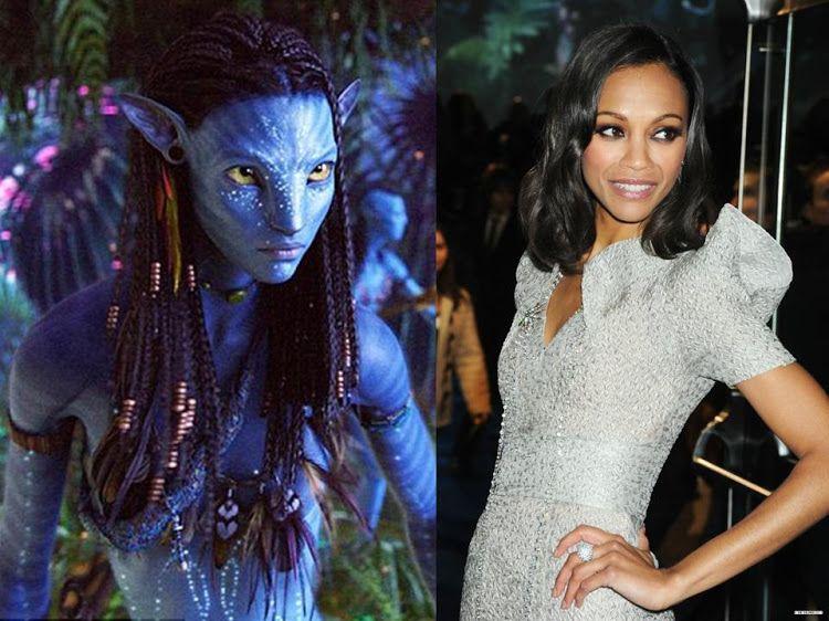 Zoe Saldana Avatar Zoe Saldana Avatar Actresses Star Actress