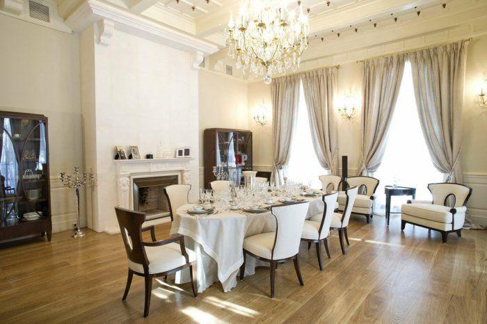 31 Esszimmerstuhle Die Auch Furs Kleine Restaurant Ideal Sind
