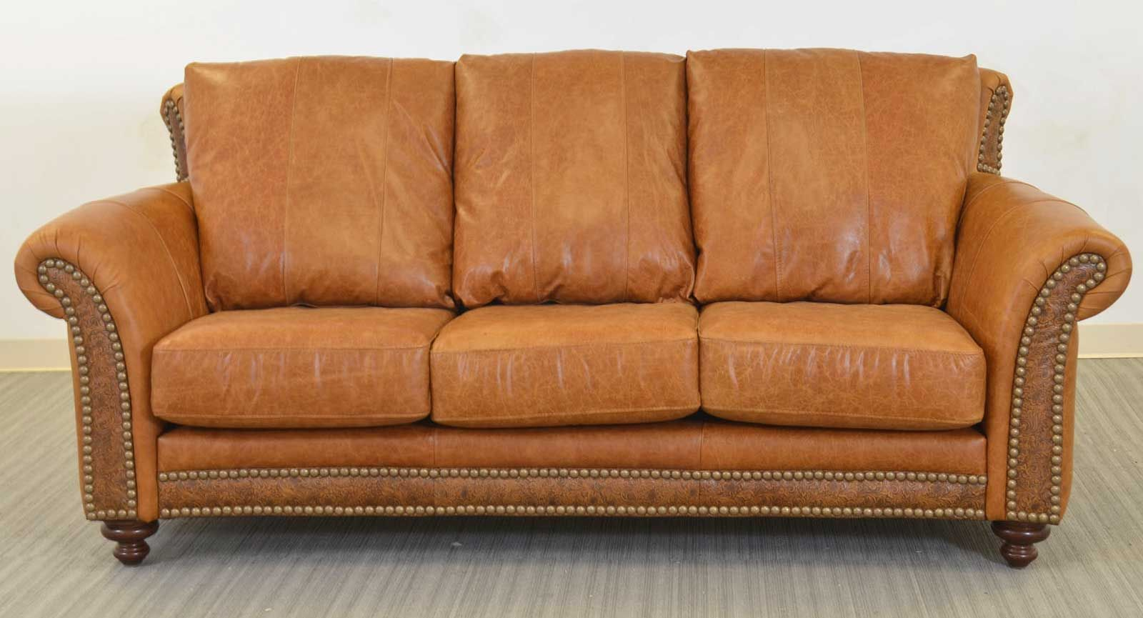 Astounding The Angela Sofa Is Made In Texas Usa Vintage Leather Ncnpc Chair Design For Home Ncnpcorg