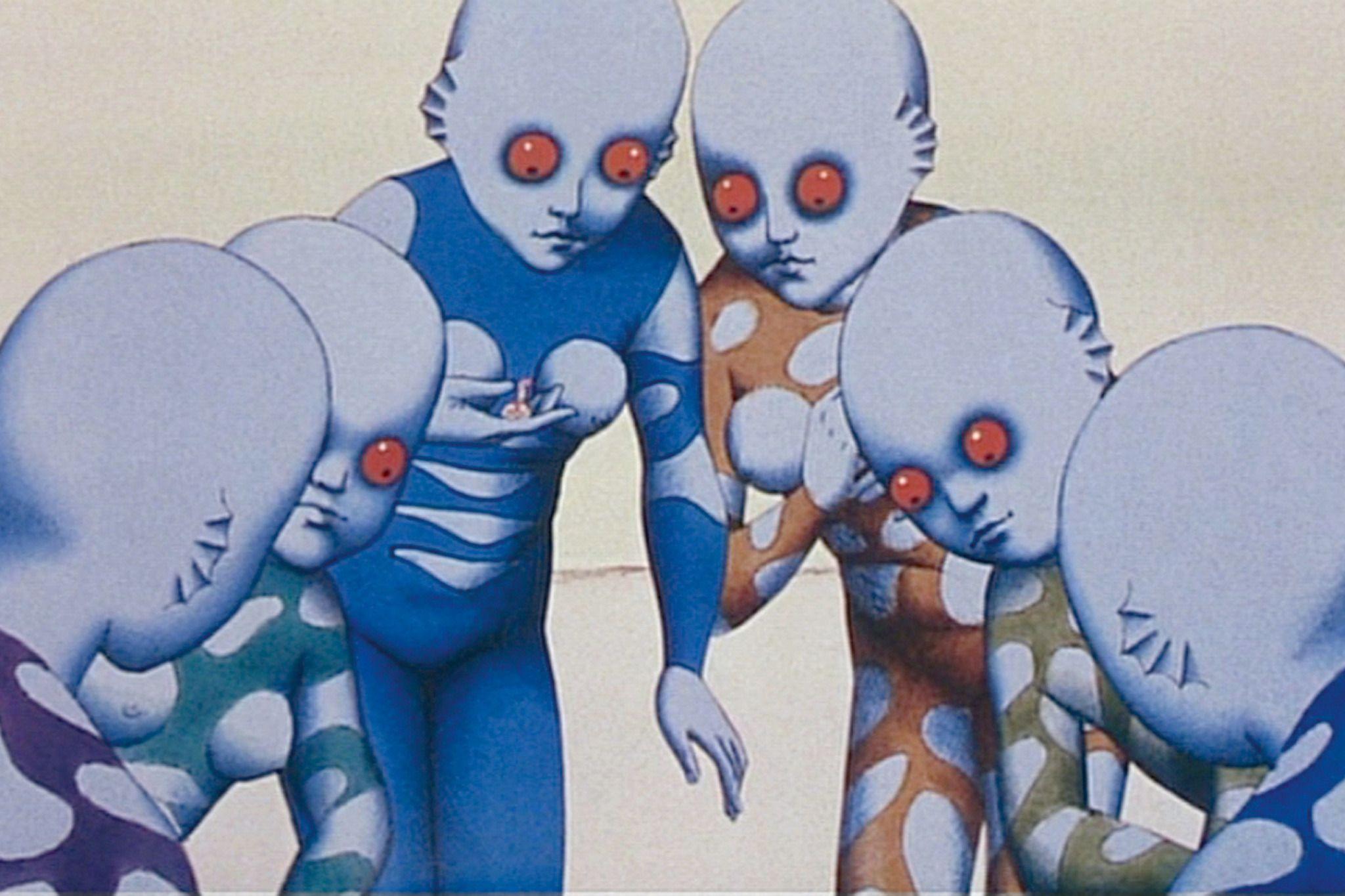 Fantastic 1973 animated movies animation 70s