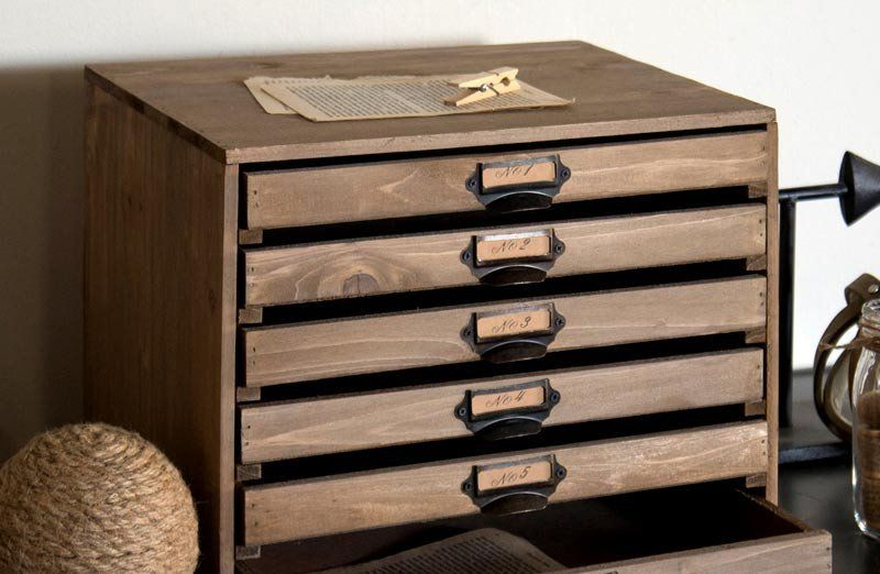 Rustic Wooden Desk Drawer Organizer Rustic Wooden Desk Rustic